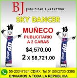 5 BJ. Sky dancer. Muñeco